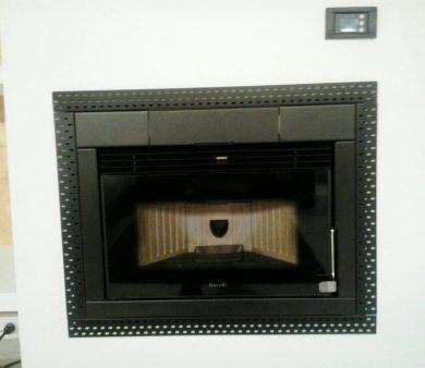Instalación biomasa de Alba Renova