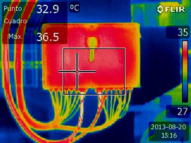 Alba Renova: armario elétrico solar