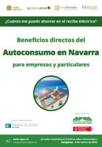 Charla Autoconsumo Navarra