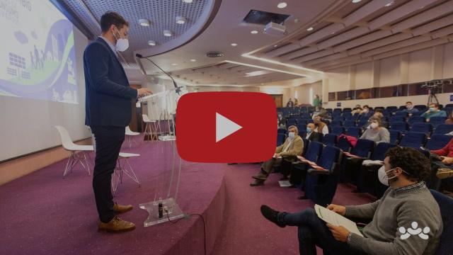 Vídeo resumen del II Congreso de Autoconsumo de Navarra