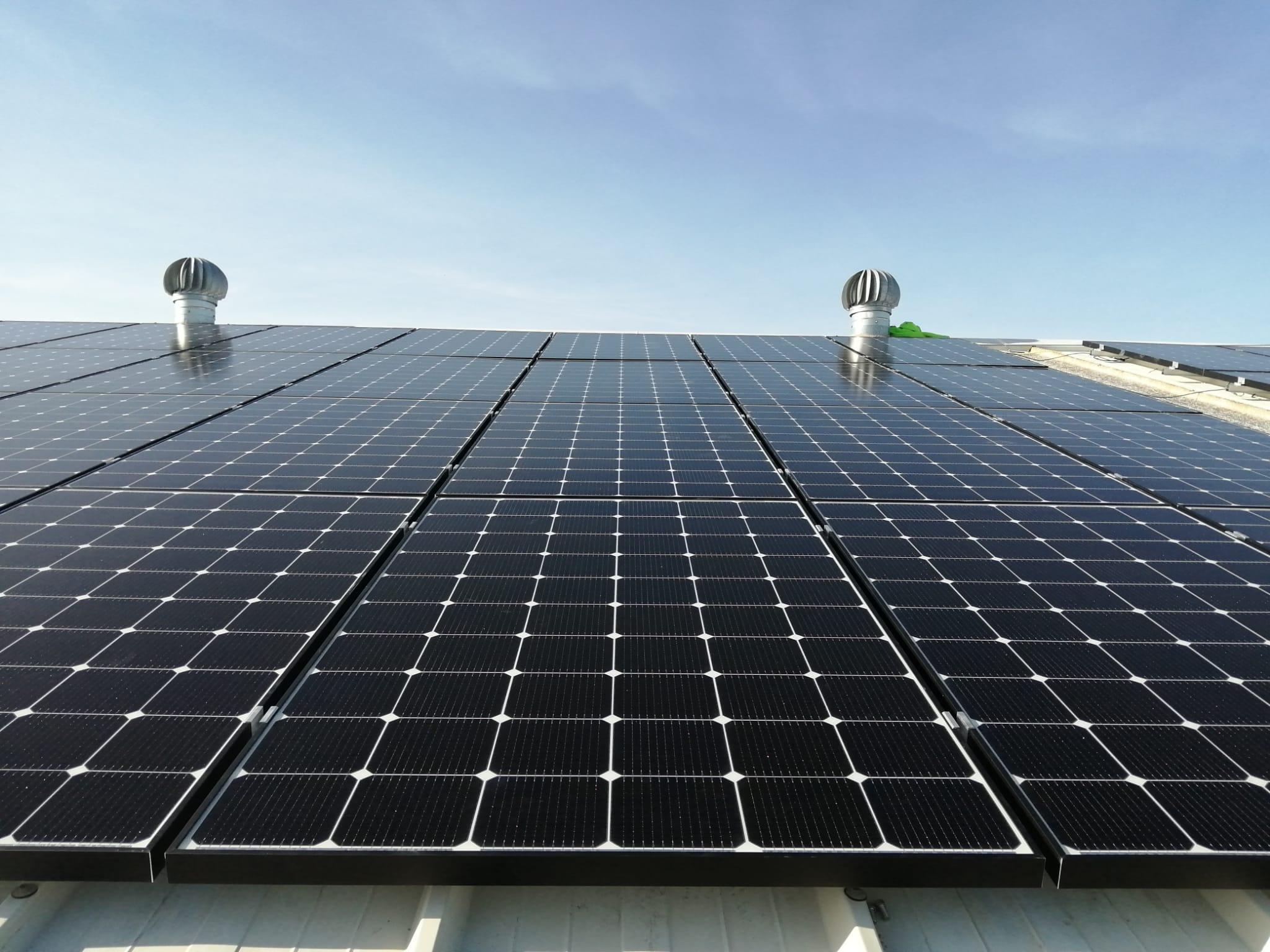 CyG, un referente tecnológico que elige paneles solares LG